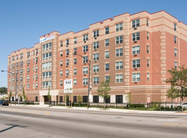 Senior Suites of Kelvyn Park - Chicago, IL - Exterior
