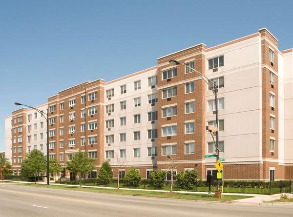 Senior Suites of New City - Chicago, IL - Exterior