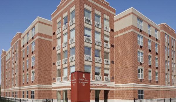 Senior Suites of West Humboldt Park - Chicago, IL - Exterior