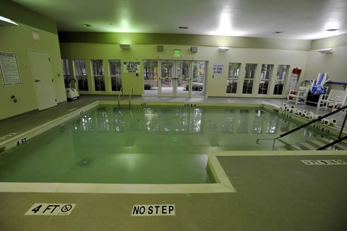 Somerby of Mount Pleasant, SC - Indoor Heated Exercise Pool