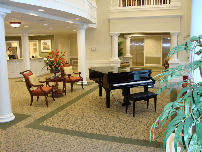Somerby of Mount Pleasant, SC - Piano Lounge