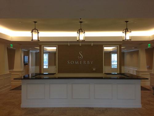 Somerby of Peachtree City, GA - Concierge Desk