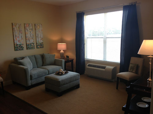 Somerby of Peachtree City, GA - Living Room