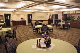 Someren Glen Retirement Community - Centennial, CO - Dining Room