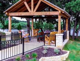 Silverado Southlake Memory Care Community, TX - Gazebo