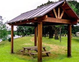 Silverado Southlake Memory Care Community, TX - Picnic Area