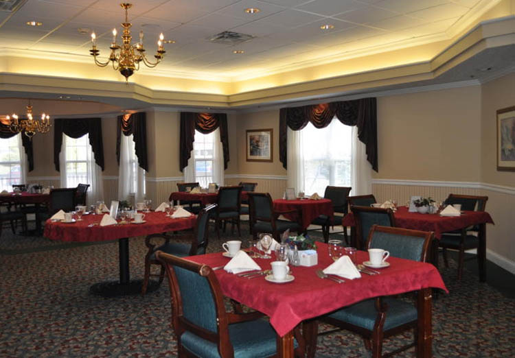 Spring Hills at Middletown - Franklin, OH - Dining Room