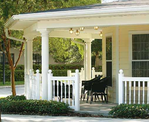Spring Hills Hunters Creek - Orlando, FL - Front Porch