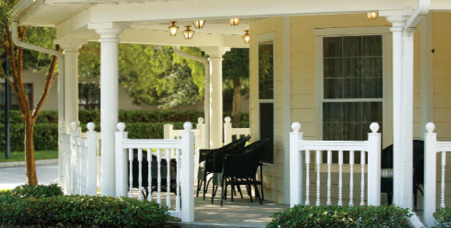 Spring Hills - Lake Mary, FL - Front Porch