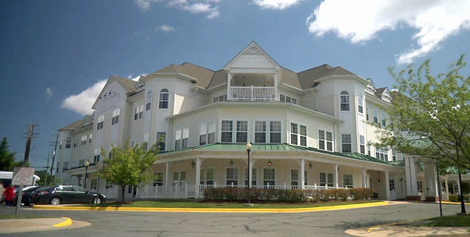 Spring Hills Mount Vernon - Alexandria, VA - Exterior