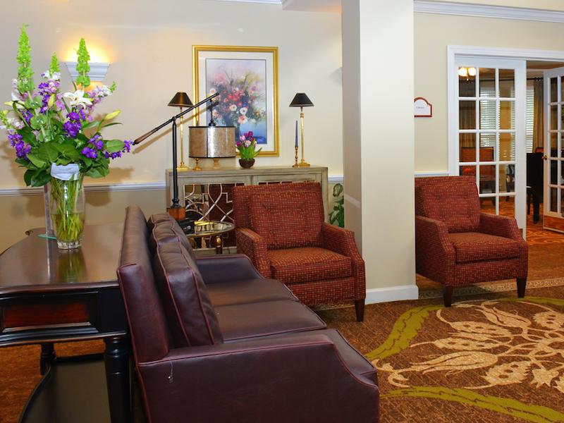 Spring Hills Mount Vernon - Alexandria, VA - Lounge