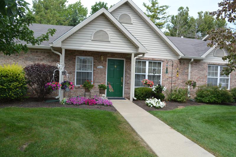 Spring Mill Meadows Garden Homes - Indianapolis, IN - Exterior