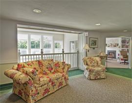 St. Andrews Village Retirement Community - Boothbay Harbor, ME - Sitting Area