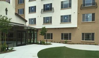 St. Paul's Plaza - Eastlake, CA - Exterior