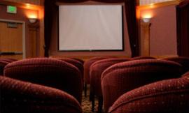 Sterling Court - Saint George, UT - Theater Room