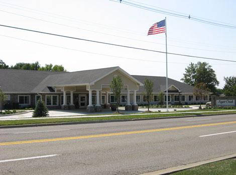 Sugar Creek Alzheimer's Special Care Center - Normal, IL - Exterior
