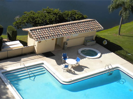 Sun Towers Retirement Community - Sun City Center, FL - Swimming Pool
