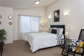 Sunny Rose Glen - Sun City, CA - Apartment Bedroom