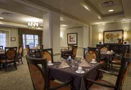 Sunrise of Bloomfield Hills, MI - Dining Room
