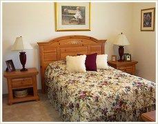 Sycamore Manor - Terre Haute, IN - Bedroom