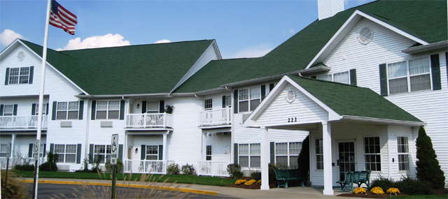 Sycamore Manor - Terre Haute, IN - Exterior