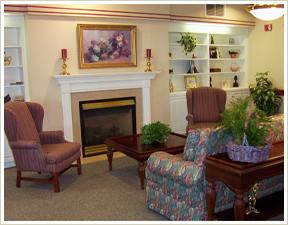 Sycamore Manor - Terre Haute, IN - Common Area