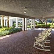 Sylvan Terrace - Clearwater, FL - Front Porch