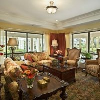 Sylvan Terrace - Clearwater, FL - Apartment Living Room