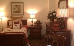 Symphony Manor of Richmond, VA - Apartment Bedroom