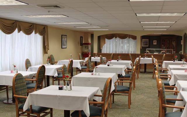The Lynmoore - Richmond, VA - Dining Room