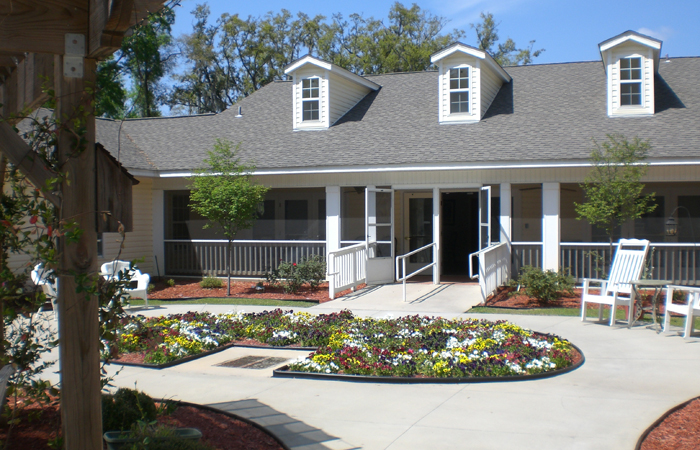 Tallahassee Memory Care - Tallahassee, FL - Exterior