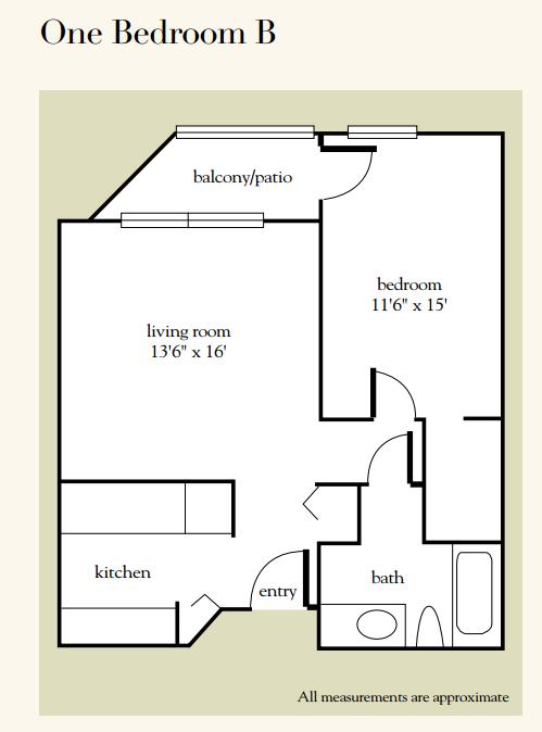 The Place At  Apartments Tucson Az