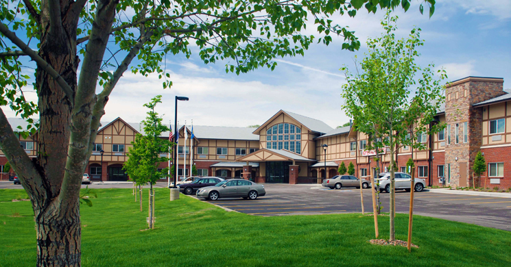 Eastern Star Masonic Retirement Community   Denver  CO   ExteriorEastern Star Masonic Retirement Community   Denver  CO. Retirement Communities Denver Colorado Area. Home Design Ideas