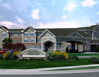 The Addison of Pleasant Prairie, WI - Exterior
