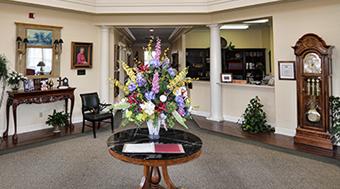 The Arrington - Columbus, MS - Lobby