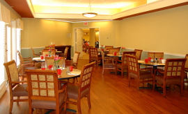 The Atrium at Cardinal Drive - Agawam, MA - Activity Room