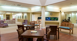 The Atrium at Rocky Hill, CT - Common Area
