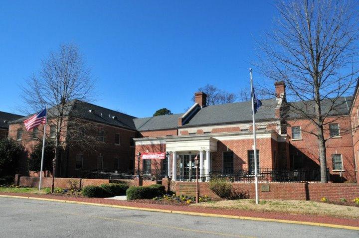 The Ballentine - Norfolk, VA - Exterior
