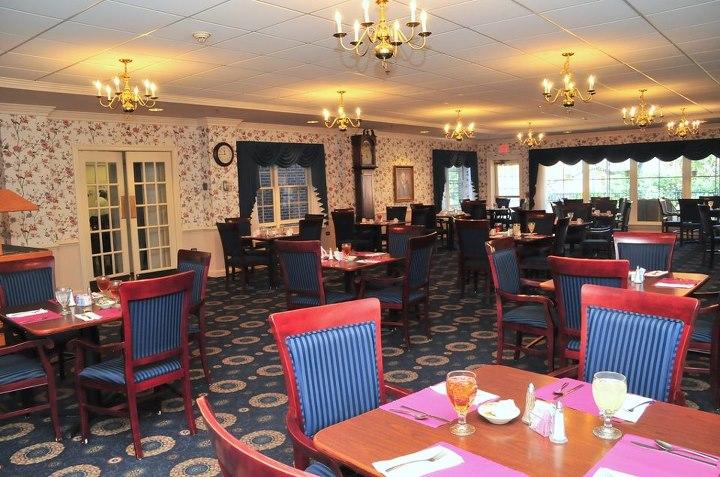 The Ballentine - Norfolk, VA - Dining Room