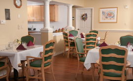 The Birches at Concord, NH - Dining Room