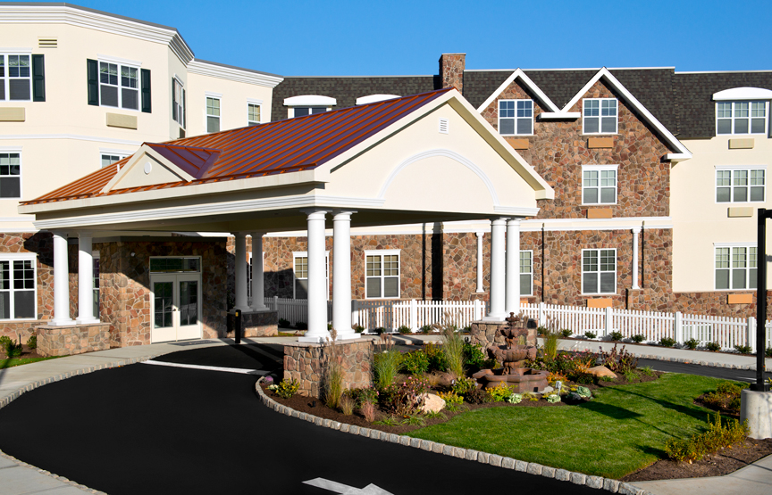 The Bristal Assisted Living at Woodcliff Lake, NJ - Exterior