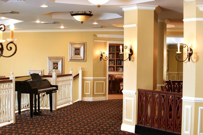 The Bristal at Westbury, NY - Piano Lounge