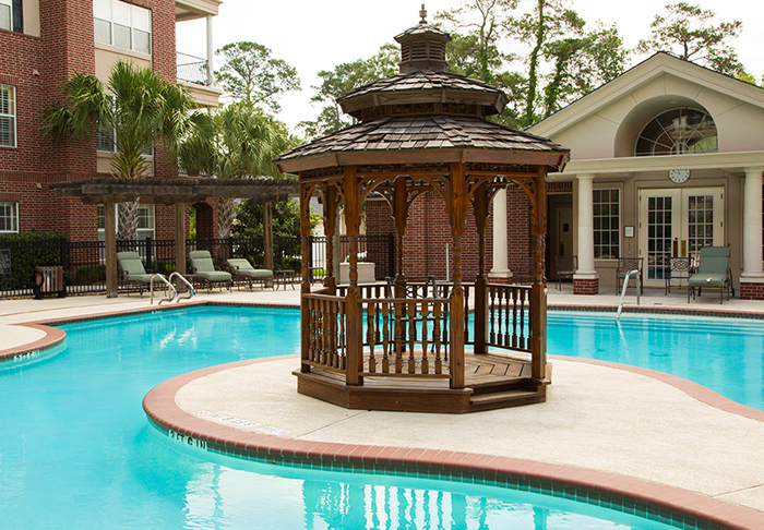 The Buckingham - Houston, TX - Outdoor Pool