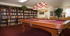 The Chateau at Harveston - Temecula, CA - Pool Table