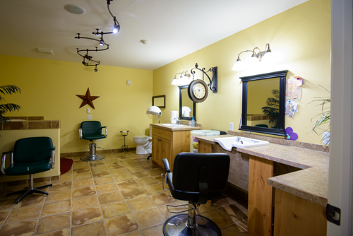 The Gables of Blackfoot, ID - Salon and Barber