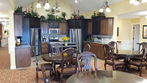 The Gables of Pocatello II - Pocatello, ID - Dining Area