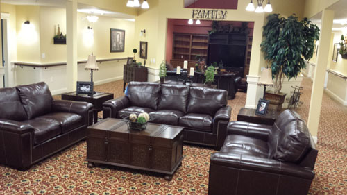 The Gables of Pocatello II - Pocatello, ID - Lounge