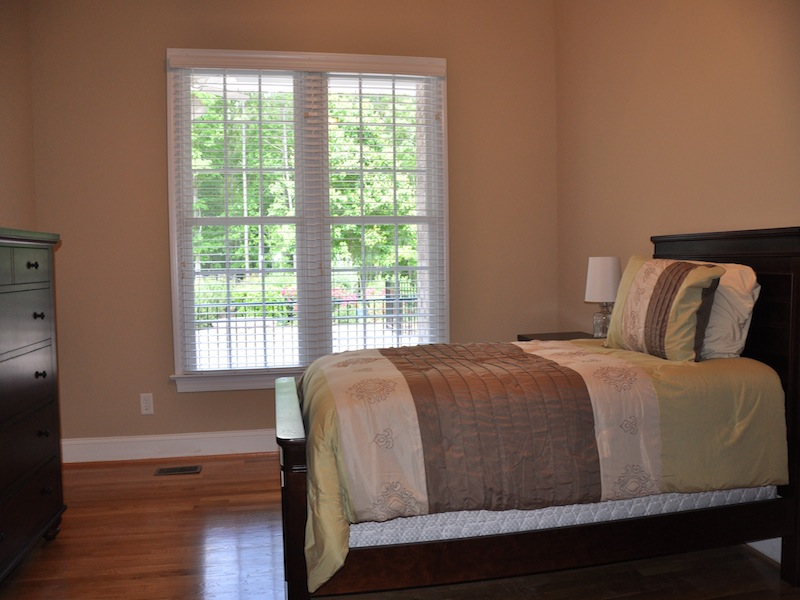 The Haven at Weaver Crossing - Apex, NC - Bedroom