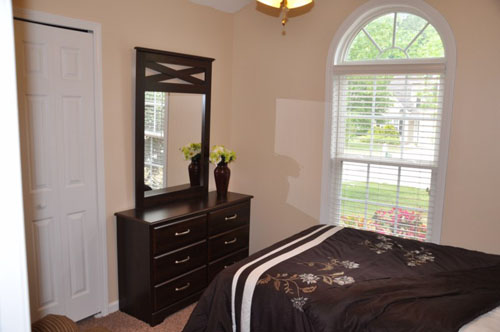 The Haven at Wyckford - Raleigh, NC - Bedroom