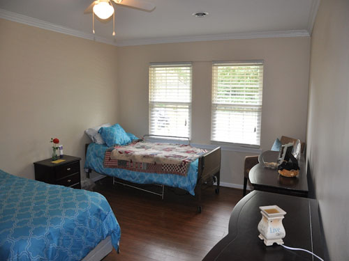 The Haven on Saratoga - Raleigh, NC - Semi-Private Room